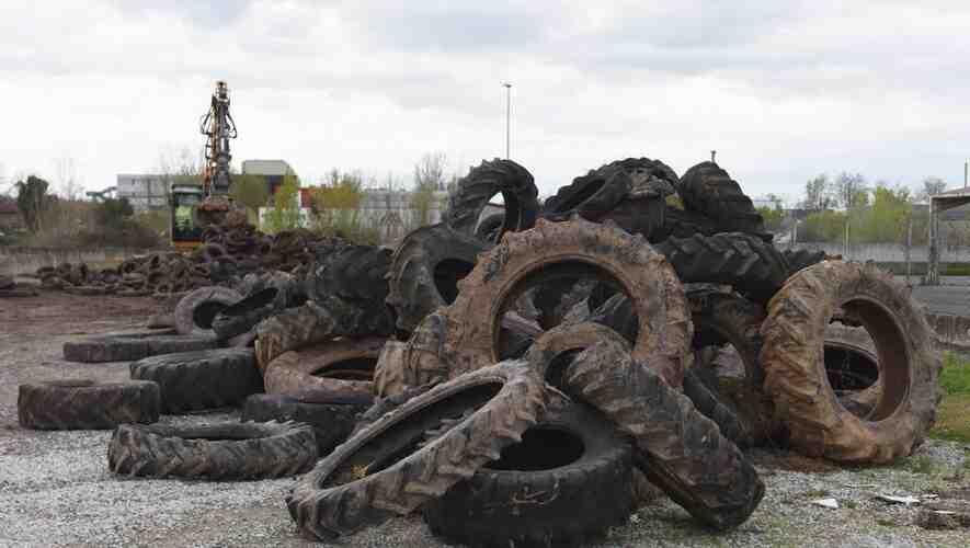 Où jeter ses pneus Mulhouse ?
