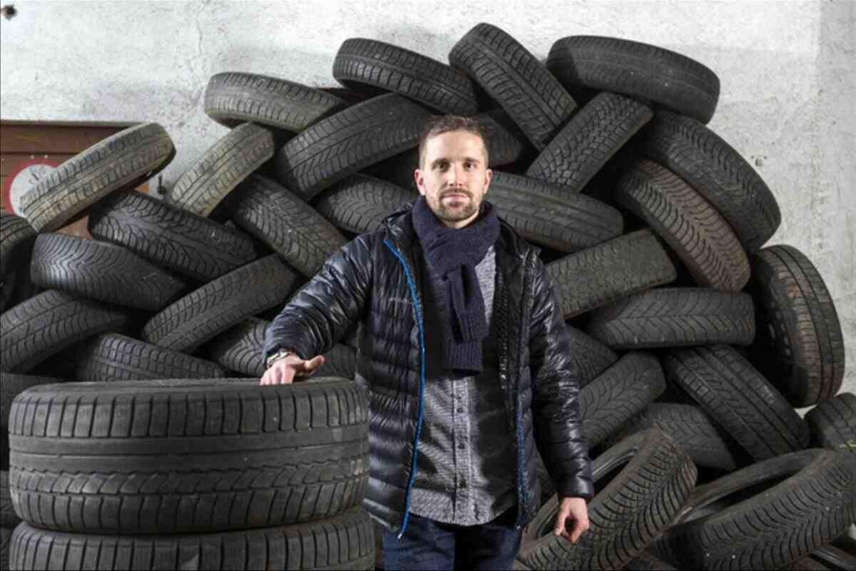 Qui achète des pneus usagés ?