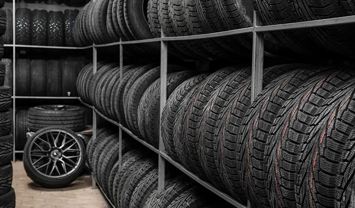 Quelle est l'épaisseur d'un pneu neuf ?